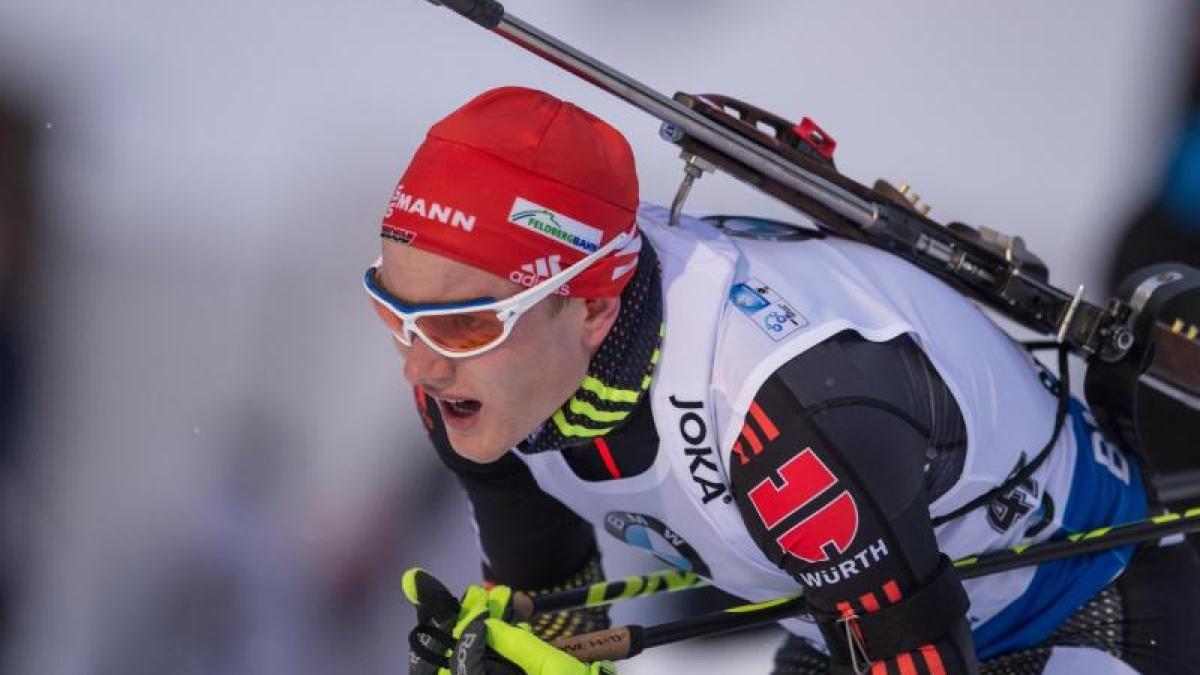 biathlon ergebnisse massenstart heute