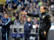 Fußball: «Special One» hilft nicht: Berlin-Trip kein BVB-Vergnügen