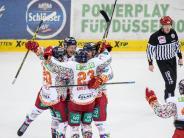 Eishockey: Panther-Gegner Düsseldorf: Die glorreichen Zeiten liegen weit zurück