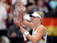 Tennis: Angelique Kerber beim Fed-Cup raus: Super-Angie ist super erschöpft