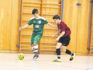 Futsal: Mering überrascht in Aichach