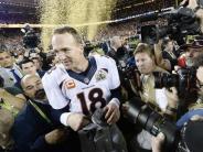 Super Bowl 2016: Sieg für den Außenseiter: Broncos bremsen die Offensivmaschine