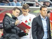 FC Augsburg: Doppeltes Pech für Finnbogason