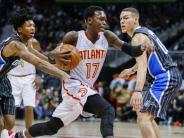 Basketball: Bittere Niederlage für Schröder und Hawks gegen Orlando