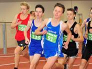 Leichtathletik: DJK-Athleten starten bei Indoor-Meeting