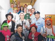 Pokalschießen: Großer Andrang in Laugna