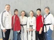 Taekwondo: Start ins Wettkampfjahr ist gelungen