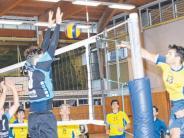 Volleyball: Plötzlich klappt die Abwehrarbeit