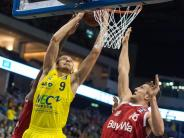 Basketball: Deutsches Basketball-Trio im Eurocup-Achtelfinale
