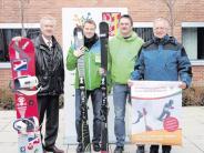 Wintersport: Skifahrer und Snowboarder ermitteln Kreismeister