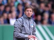 TSG Hoffenheim: Landsberger Julian Nagelsmann ist jüngster Bundesliga-Trainer