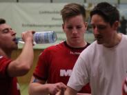 Handball: Bereit für das Top-Team: Wolf schwört Aichacher Handballer ein