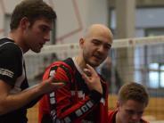 Volleyball: Gastspiel beim Meister
