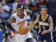 Basketball: NBA: Schröder siegt mit Atlanta Hawks bei den Utah Jazz