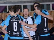Volleyball, Bayernliga: Es darf durchgeatmet werden