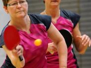 Tischtennis: Lebenszeichen im Abstiegskampf