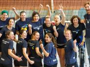Volleyball: Riesen Freude – trotz einer Niederlage am letzten Spieltag