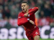 FC Bayern: FC Barcelona denkt an Thiago-Transfer