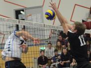 Volleyball: Showdown am letzten Spieltag