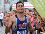 Leichtathletik: Kühbacher Frank Schlecht holt in neuer Bestzeit Bronze