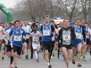 Leichtathletik: Augsburger Straßenlauf dominiert