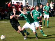 Fußball, Kreisliga: Aus der Bahn geworfen