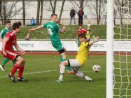 Fußball-Landesliga Südwest: Kaum ein vorbeikommen