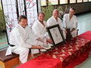 Karate: Mit Ruhe und Gelassenheit