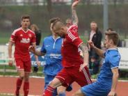 Landesliga Südwest: Mering holt nur einen Punkt