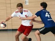 Handball: TSV Neuburg verspielt deutliche Führung