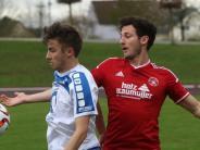 Fußball Landesliga: Mering lässt nichts anbrennen