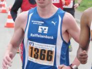 Leichtathletik: Bronzemedaille für Estner beim Halbmarathon