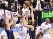 Basketball: NBA-Playoffs: Blamage für Nowitzkis «Mavs»