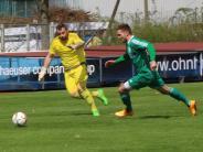 Fußball: Bezirksliga-Derby eine klare Sache