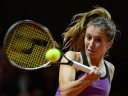 Tennis: Beck fordert in Stuttgart Kerber - Auch Siegemund weiter