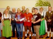 """Schießen: """"Ritterburg"""" sichert sich Laugnaer Gemeindepokal"""