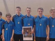Tischtennis: Beim Bundesfinale in Berlin