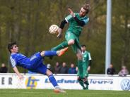 Fußball Bezirksliaga Nord: TSV Zusmarshausen - FC Günzburg