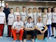 Turnen II: In der Nachwuchs-Bundesliga