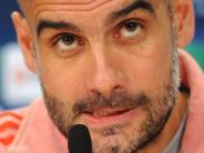 """Champions League: """"Pep wird mächtig heiß sein"""""""