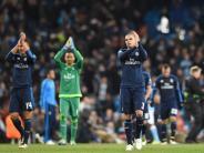 Fußball: «Mit einem Bein im Finale» - Real zufrieden
