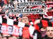 Fußball: Erfolg für Eintracht-Fans:Verbot in Darmstadt gekippt