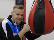 Sportporträt: Ein Boxer mit Superkräften
