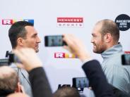 Boxen: Vor Box-WM: Fury wünscht Klitschko die Titel