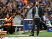 FC Bayern: Guardiolas Plan ging gegen Atletico Madrid nicht auf