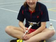Badminton: DM-Bronze für Lilli