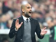 Fc Bayern: Guardiola will als Meister ins CL-Rückspiel gegen Atlético