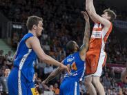 Basketball-Bundesliga: Ulm muss sich mächtig strecken