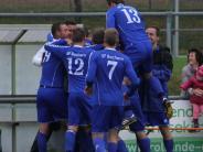 Fußball-A-Klasse: Gebenhofen braucht nur noch einen Punkt