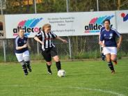 Fußball: Frauen Landesliga Süd: Donaualtheim enttäuscht gegen den Tabellenletzten
